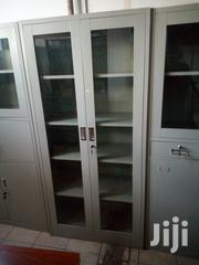 Full Glass Metal Cabinet | Furniture for sale in Central Region, Kampala