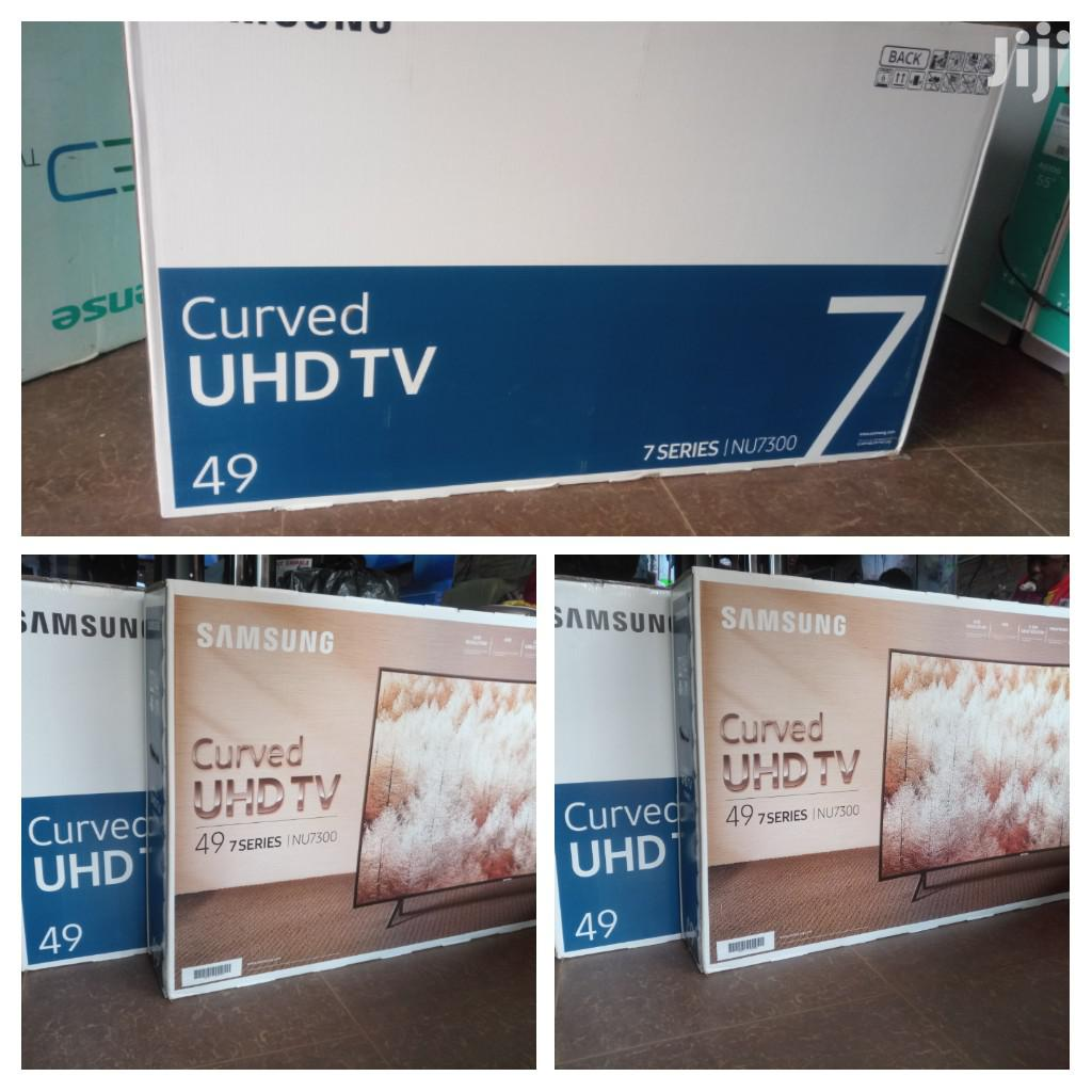 Samsung Curved TV 49 Inches