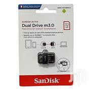Sandisk OTG 32gb Flash Disk | Accessories & Supplies for Electronics for sale in Central Region, Kampala