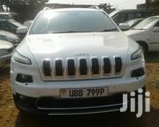 Jeep Cherokee 2015 White | Cars for sale in Central Region, Kampala
