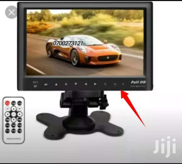 STAND MONITOR FOR CAR