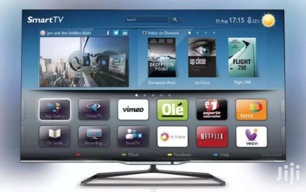 Archive: 55inches Philips Smart UHD 4K 3D