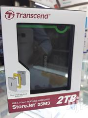 2tb Hard Drive External Transcend 2TB | Computer Hardware for sale in Central Region, Kampala