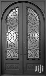 S160819 Wrought Iron Quality Doors B | Doors for sale in Central Region, Kampala
