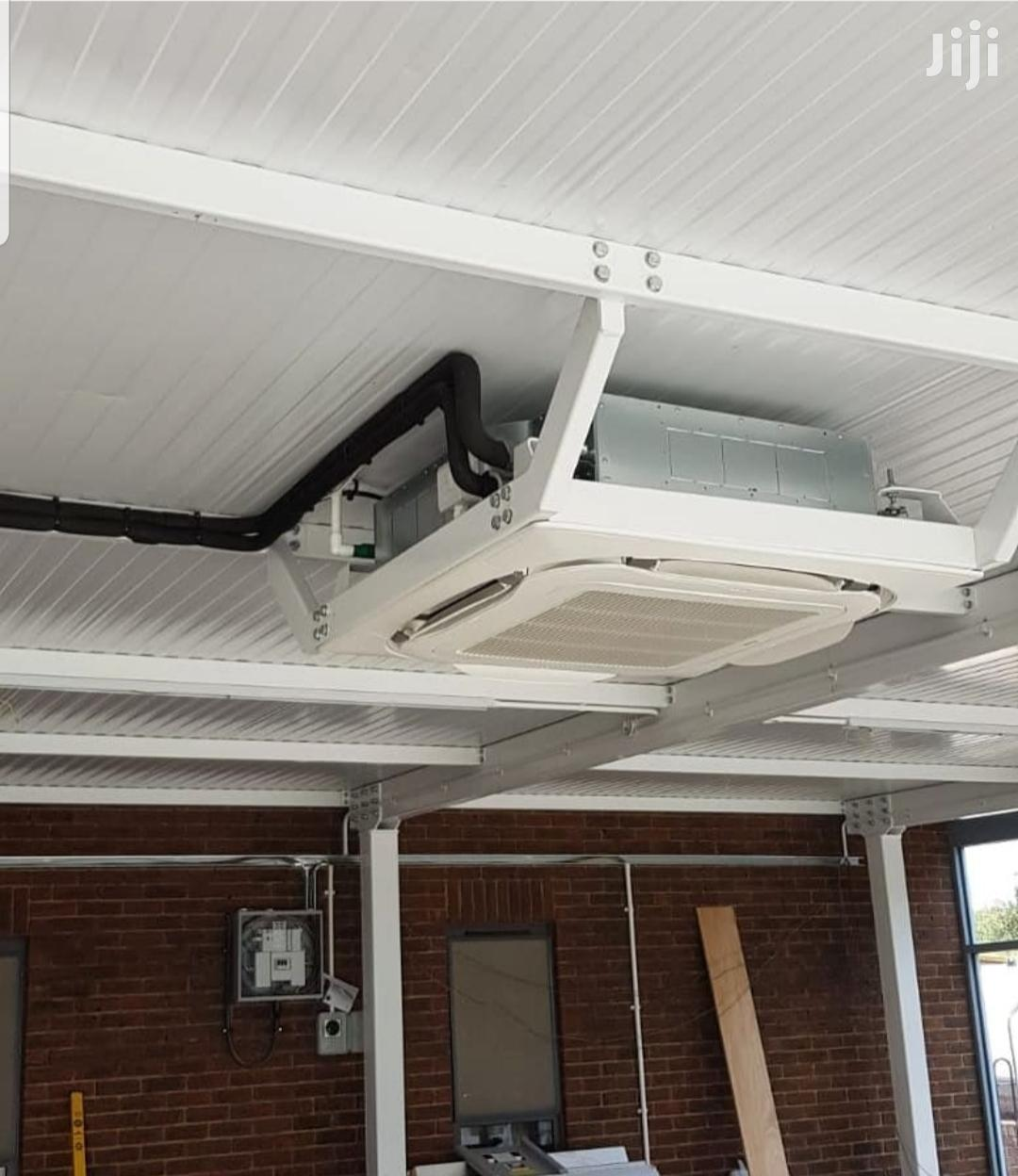 New Air Conditioners