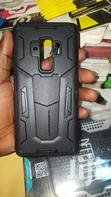 Defender Cases For Samsung Galaxy S6_s9+ Black Colour | Accessories for Mobile Phones & Tablets for sale in Kampala, Central Region, Uganda
