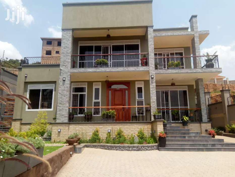 5 Bedroom Mansion For Sale At Buziga