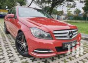 Mercedes-Benz C180 2011 Red | Cars for sale in Central Region, Kampala