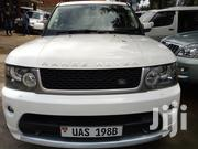 Land Rover Range Rover Sport 2009 White | Cars for sale in Central Region, Kampala