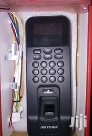 HIK VISION DS-K1T804 Fingerprint Access /Time And Attendance Terminal | Safety Equipment for sale in Central Region, Kampala