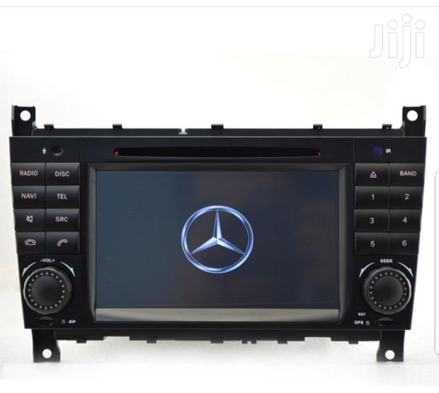 Car Radio Benz Android
