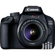 Canon EOS 4000D Ef-s 18-55mm | Photo & Video Cameras for sale in Central Region, Kampala