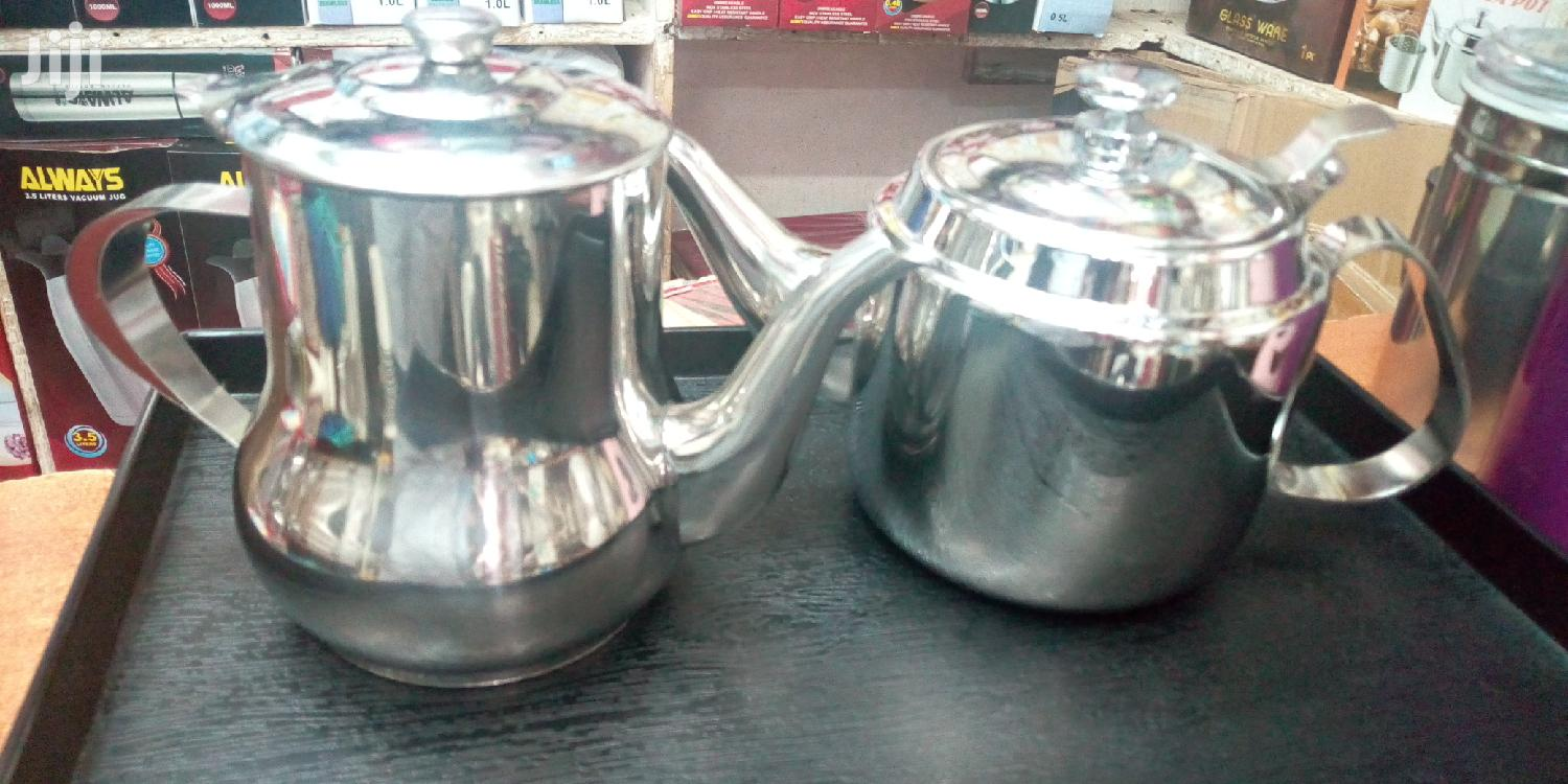 Stainless Teapots | Kitchen & Dining for sale in Kampala, Central Region, Uganda