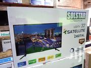 Solstar Digital And Satellite LED Tv 32 Inches | TV & DVD Equipment for sale in Central Region, Kampala