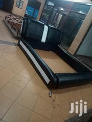 Leather Bed | Furniture for sale in Central Region, Kampala