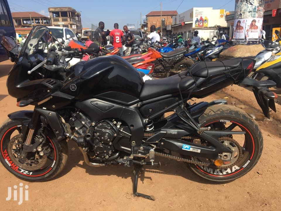 Yamaha FZ 2015 Black | Motorcycles & Scooters for sale in Kampala, Central Region, Uganda