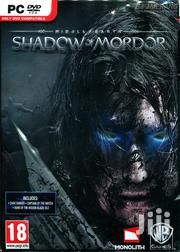 Shadow Of Mordor Middle Earth PC | Video Games for sale in Central Region, Kampala